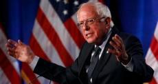 المرشح للرئاسة الأميركية عن الحزب الديمقراطي بيرني ساندرز