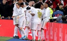 كاسيميرو يقود ريال مدريد لصدارة الليجا مؤقتاً