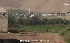 معاناة المزارعين في قرية الجفلتك مع قطع الاحتلال للكهرباء