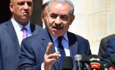 رئيس الوزراء محمد اشتية يتفقد سير امتحانات الثانوية العامة