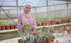 مهندسة توظف دراستها للربط بين زراعة الصبار والعصاريات