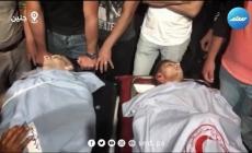 3 شهداء في اشتباك مسلح مع الاحتلال في جنين