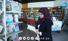 كاتبة فلسطينية تمثل فلسطين وتفوز بجائزة عالمية