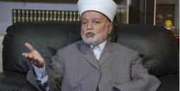 مقتي القدس محمد حسين