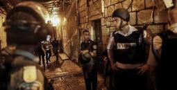 اعتقالات إسرائيلية
