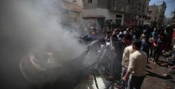 اغتيال الخضري بغزة