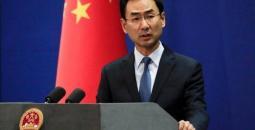 المتحدث باسم وازرة الخارجية الصينية