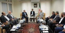 وفد حماس العاروري