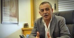 العضو العربي في الكنيست الإسرائيلي جمال زحالقة