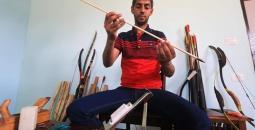 الشاب محمد أبو مساعد