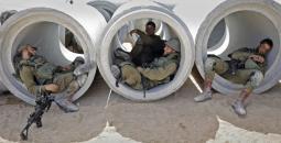 الاحتلال ينهي تدريبات تحاكي القتال بغزة