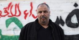 عضو لجنة المتابعة في قرية العيسوية بالقدس المحتلة الناشط محمد أبو الحمص