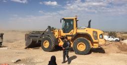 الاحتلال يهدم بلدة العراقيب للمرة 150