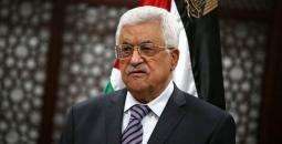 الرئيس عباس يهنئ نظيره الأوزبكي بعيد الاستقلال