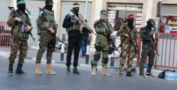 الداخلية: المقاومة تُجري مناورة بغزة