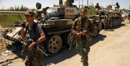 مقتل ثلاثة من أبرز قادة قوات حفتر بقصف جوي