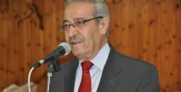 عضو اللجنة التنفيذية لمنظمة التحرير الفلسطينية تيسير خالد