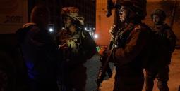 اعتقالات إسرائيلية بالضفة