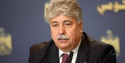 وزير التنمية الاجتماعية أحمد مجدلاني