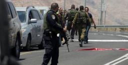 الاحتلال يطلق النار على شاب في القدس