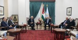 حنا ناصر والرئيس