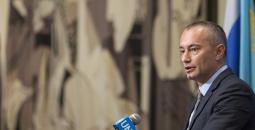 منسق الأمم المتحدة لعملية السلام في الشرق الأوسط نيكولاي ملادينوف