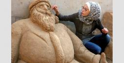 الفنانة رانا الرملاوي