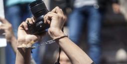 250 صحفياً معتقلاً حول العالم