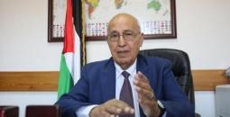 رئيس دائرة شؤون المغتربين في منظمة التحرير الفلسطينية نبيل شعث