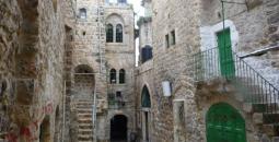 البلدة القديمة بالخليل