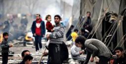 عام 2019.. فلسطينيو سوريا بين مخيمات اللجوء وأقبية المعتقلات الجماعية!