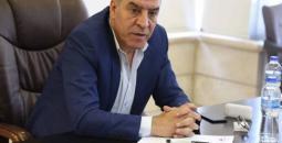 عضو اللجنة المركزية لحركة فتح حسين الشيخ