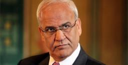 أمين سر اللجنة التنفيذية لمنظمة التحرير صائب عريقات