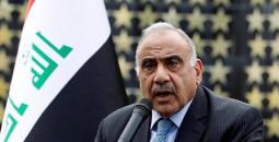 المتحدث باسم القائد العام للقوات المسلحة العراقية عبد الكريم خلف