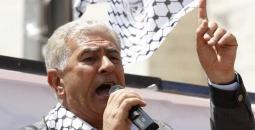 عضو اللجنة المركزية لحركة فتح عباس زكي