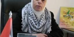 عضو اللجنة المركزية لحركة فتح دلال سلامة