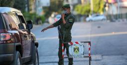 الشرطة-في-غزة-كورونا-حظر-التجوال.jpg