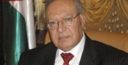 القيادي في خركة فتح عبد الله عبد الله