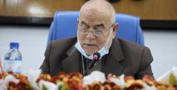 د.أحمد بحر النائب الأول لرئيس المجلس التشريعي الفلسطيني