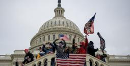 احتجاجات بواشنطن