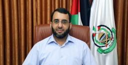 القيادي في حماس عبد الرحمن شديد