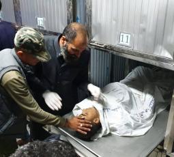 مجزرة إسرائيلية بحق عائلة عياد شرق غزة