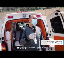 كورونا يفسد فرحة استقبال الأسير إسماعيل أبو عيشة من نابلس