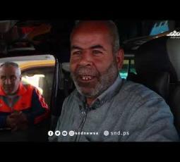 معاناة سائقي الضفة الغربية في ظل حالة الطوارئ