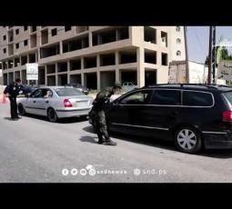 إغلاق مدينة نابلس ضمن إجراءات الوقاية من كورونا