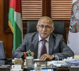 رئيس بلدية غزة يتحدث لـ