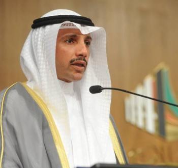 رئیس مجلس الأمة الكويتي مرزوق الغانم