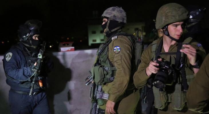 إعتقالات إسرائيلية