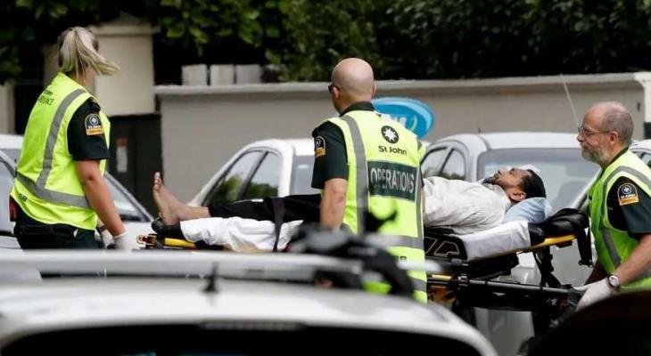 جريمة نيوزيلندا