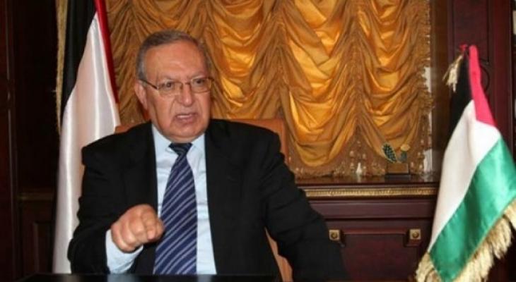 عضوالمجلس الثوري لحركة فتح عبد الله عبد الله